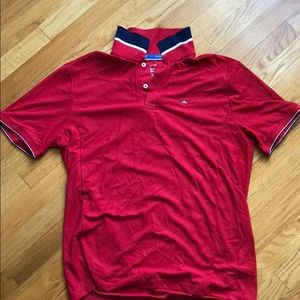 Vineyard vines America polo.  men's size M